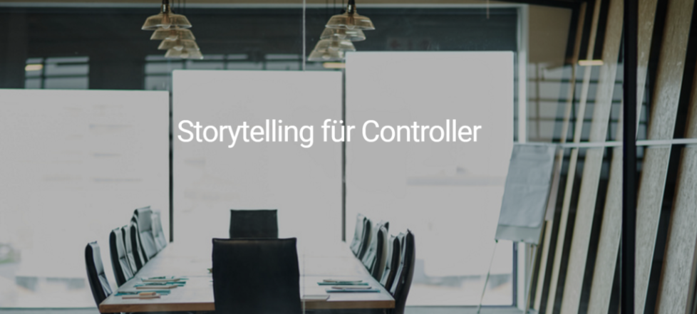 Storytelling für Controller | Pedeva